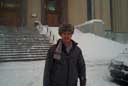 Snow At University of Montreal